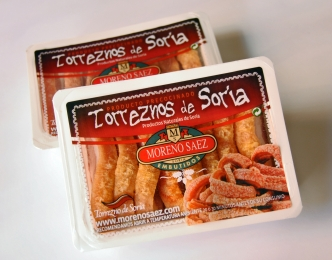 230 g tray of Torrezno de Soria